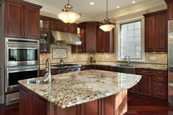 Columbus Ohio Granite kitchen - Cincinnati Ohio GS Marble Ohio